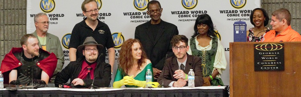 Wizard World Panel